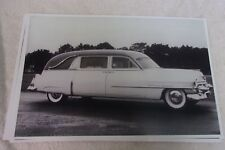 1953  CADILLAC HEARSE  11 X 17  PHOTO   PICTURE