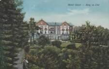 Ansichtkaart Nederland : Berg en Dal - Hotel Groot (bd223)