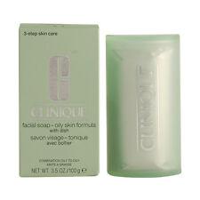 Clinique Jabon facial Oil Formula piel grasa 100gr