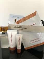 Singapore Airlines First Class amenity ~Tuscan Soul by Salvatore Ferragamo