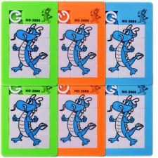 6er Set Slide Motiv Puzzle Dino Schiebepuzzle Schiebespiel Mitgebsel Tombola NEU
