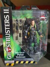 Ghostbusters We're Back Peter Venkman Diamond Select Action Figure