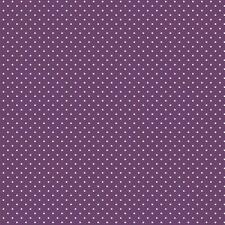 Baumwollstoff Pünktchen Violett METERWARE Webware Popeline Stoff Dots