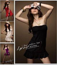 Markenlose Supermini-Damenkleider