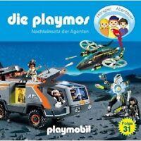 DIE PLAYMOS - (FOLGE 31) ANGRIFF DER MEGA MASTERS  CD  KINDERHÖRSPIEL  NEU