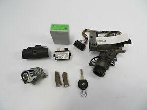 BMW Z3 M Roadster E36 #1104 S52 Immobilizer Ignition Lock Set & Key