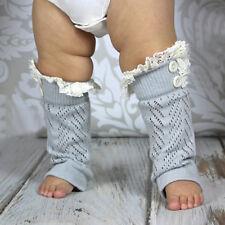 Baby Boy Girl Infant Toddler Leggings Socks Kids Leg Warmers Knee Pad Legs Boots