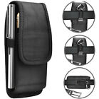 For Tracfone/Total BLU VIEW 2 B130DL Pouch Nylon Holster Belt Clip Case Cover