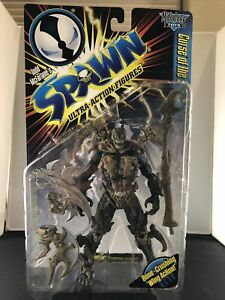 Vintage SPAWN Series 8 CURSE OF THE SPAWN Action Figure McFARLANE TOYS 1997