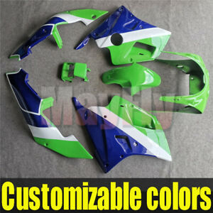 Full Fairing Bodywork Kit Fit for Kawasaki ZXR250 1989-1990 Motorcycle Panel Set