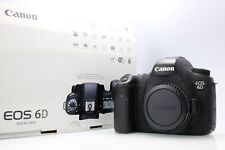 Canon 6D Body Used Shutter Count 176603 With Packaging