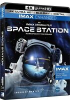 SPACE STATION IMAX ENHANCED 4K Ultra HD UHD + Blu-ray Narrated by Tom Cruise