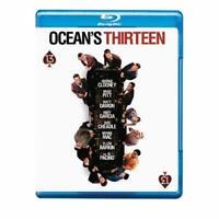 Ocean's Thirteen Blu-Ray On Blu-Ray With George Clooney 13 Very Good