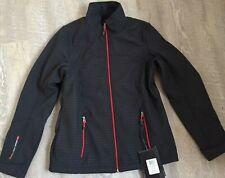 Women Killtec  Tech Coat / Jacket Water Resistant Windproof UK 12 GER 38 RRP£135