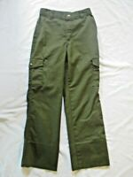 "Boy Scouts Pants Uniform Altered to Fit 24.5"" waist Small"