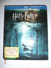 Harry Potter und die Heiligtümer des Todes Teil1 Steelbook 2Blu-ray OOP Neu&OVP