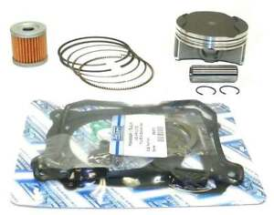 Top End Rebuild Kit Kawasaki Suzuki KFX 400 LTZ 400 91mm (+1mm) 54-254-14