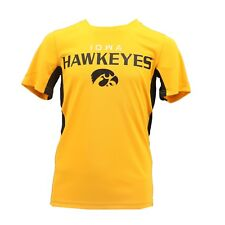 BOYS IOWA HAWKEYES T-SHIRT Size X-Large New With Tags
