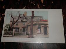 SALEM MA - RARE 1901 POSTCARD - WITCH HOUSE - Detroit Pub. Co.