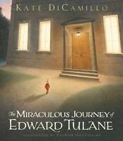 The Miraculous Journey of Edward Tulane-ExLibrary