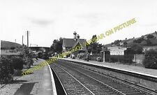 3 Llangollen to Bala Jct Cynwyd Corwen Railway Station Photo Carrog GWR.