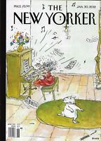 The New Yorker Magazine Barack Obama Memos Caging Of America January 30 2012