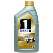 Mobil 1 FS 0W-40 Fully Synthetic 1 Litre Car Engine Oil Lubricant 153668