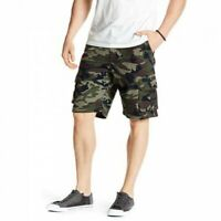 Quiksilver Men's Camo Measure Cargo Shorts (Retail: $39.99)