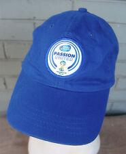 FIFA World Cup Brazil 2014 Bud Light Passion United Baseball Cap Hat Blue OS