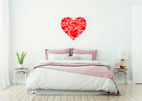 Valentines Day Decal/ Sticker Window/Wall BUY 2 get 1 FREE