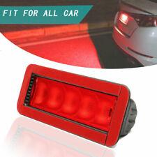 1Pcs Universal Car 5LED Warning 12V Rear High Mount 3RD Brake Stop Tail Light