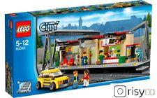 Lego® City 60050 Bahnhof mit Taxi Neu & OVP passend zu 60051 60052 60098