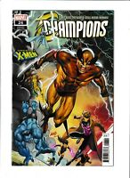 Champions (2016) #26 NM- 9.2 Marvel Liefeld X-Men Variant; $4 Flat-Rate Shipping