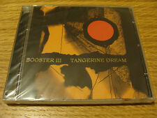 CD Double: Tangerine Dream : Booster III (Vol 3) : Sealed