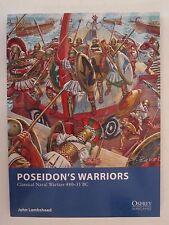 Poseidon's Warriors: Classical Naval Warfare 480-31 BC - Osprey Wargames 14