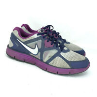 Nike Boys Lunarglide 3 454573-004 Blue Purple Synthetic Sneakers Shoes Size 7Y