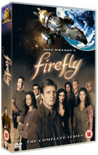 Firefly: The Complete Series DVD (2004) Nathan Fillion, Whedon (DIR) cert 12 4