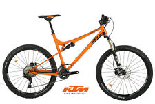 Mountain Bike KTM Lycan 272 Shimano XT Fully 53 cm 27,5 INCHES 22 Speed