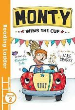 Reading Ladder: Monty Wins the Cup by Jake Sparks (2016, Paperback)