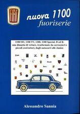 Fiat Nuova 1100 Viotti Nardi Giannini Vignale OSI Abarth - coachbuilding book