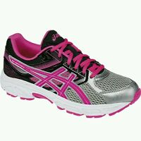 ASICS Kid's GEL-Contend 3 GS Running Shoes C566N size 5.5
