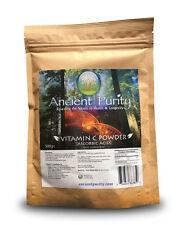Vitamin C Powder 500g Pure Ascorbic Acid Non-GMO **FREE UK P&P**