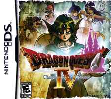 Dragon Quest IV - Chapters Of The Chosen - Brand New - Nintendo DS