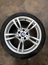 """GENUINE BMW 3 4 SERIES F30 F32 F33 18"""" 255/45 M SPORT ALLOY WHEEL 7845880 (A1)"""