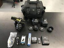 Nikon D3200 24.2MP Digital SLR Camera