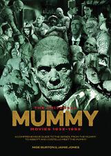 The Universal Mummy Movies 1932-1955 horror movie series guide magazine