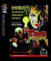 The Terror [New Blu-ray] Restored