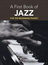 First Book Of Jazz Arrangements For Beginning Pianist Piano Tutor Music Book