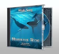 Whale Song CD - with Music and Sounds of the Ocean - Alpha Brainwave Entrainment
