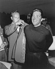 1961 PGA Golfers GARY PLAYER & ARNOLD PALMER Glossy 8x10 Photo Masters Poster